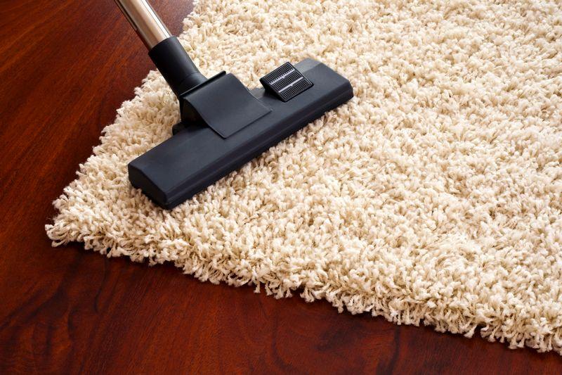 Čist tepih