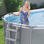 Montažni bazen za opuštanje na terasi